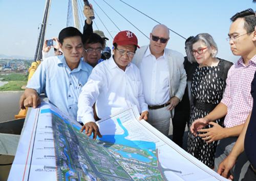 Bảo đảm hiện đại, bền vững, xứng tầm sự phát triển thành phố