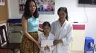 Hơn 30 triệu đồng bạn đọc giúp bé Phạm Hà Vi bị bệnh viêm tụy mãn tính