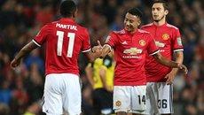 MU đại thắng: Mourinho và cỗ máy nghiền đáng sợ