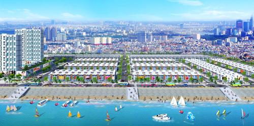 Vietpearl City - 'đất vàng' trung tâm TP. Phan Thiết