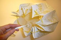 Mẹo làm lồng đèn trung thu đơn giản bằng giấy
