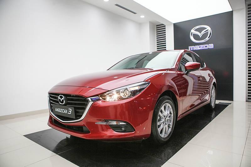 Sedan vẫn là phân khúc xe hơi bán chạy nhất thị trường
