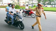 Chủ phương tiện bối rối khi CSGT làm mất giấy tờ xe