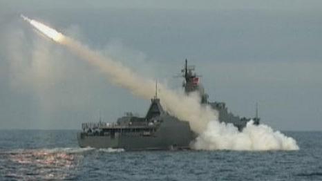 Tàu hộ vệ tên lửa Nga