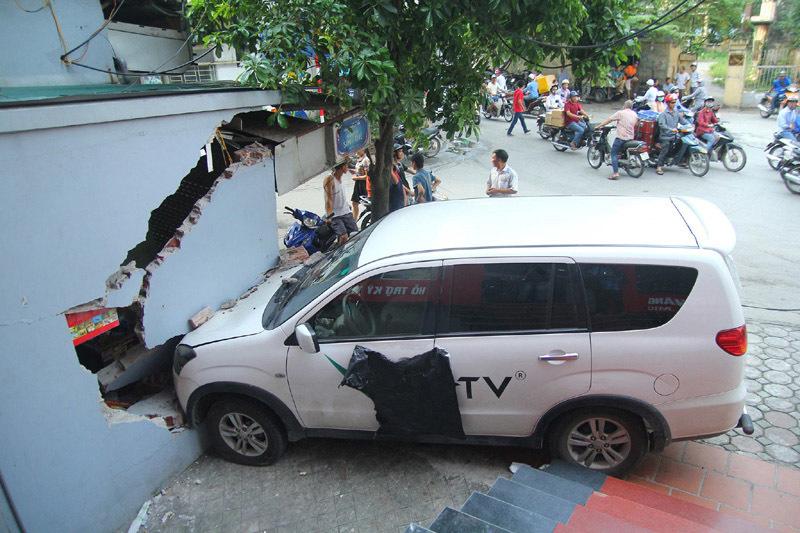 tai nạn, tai nạn giao thông, Hà Nội
