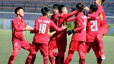 U16 Việt Nam vs U16 Mông Cổ: Quyết thắng chờ đấu Úc
