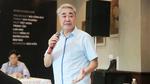 NSND Quang Thọ tiết lộ chuyện không ngờ về NSND Trung Kiên