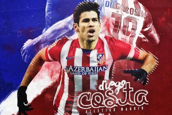 MU 'nổ' mua sắm, Chelsea bán Diego Costa 53 triệu bảng