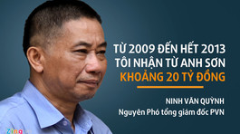 Ông Ninh Văn Quỳnh là ai, vì sao vướng lao lý?