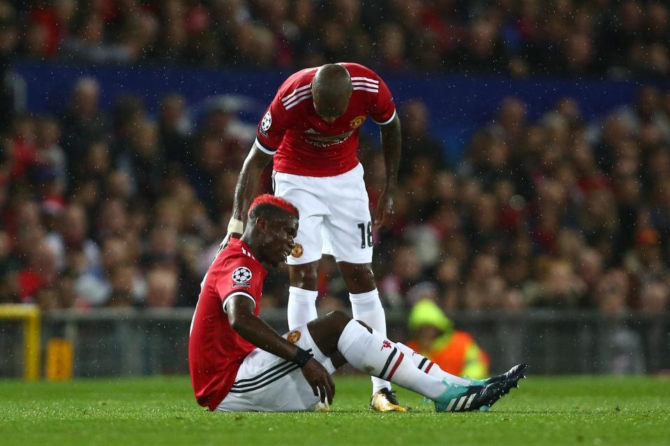 Mourinho ban đặc ân cho trò cưng Pogba