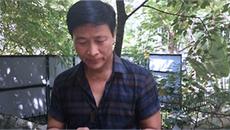 Diễn viên Quốc Tuấn bật khóc vì uất ức