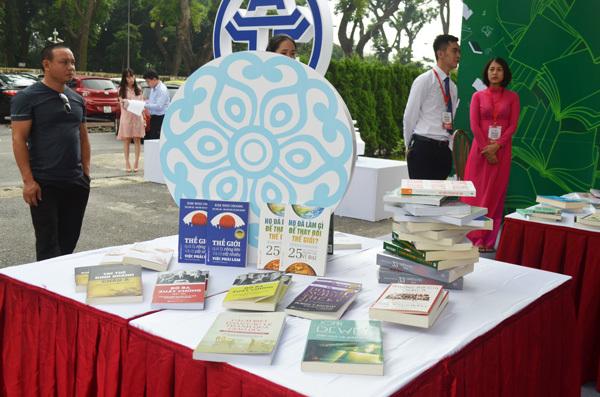 Hội sách Hà Nội, sách mới