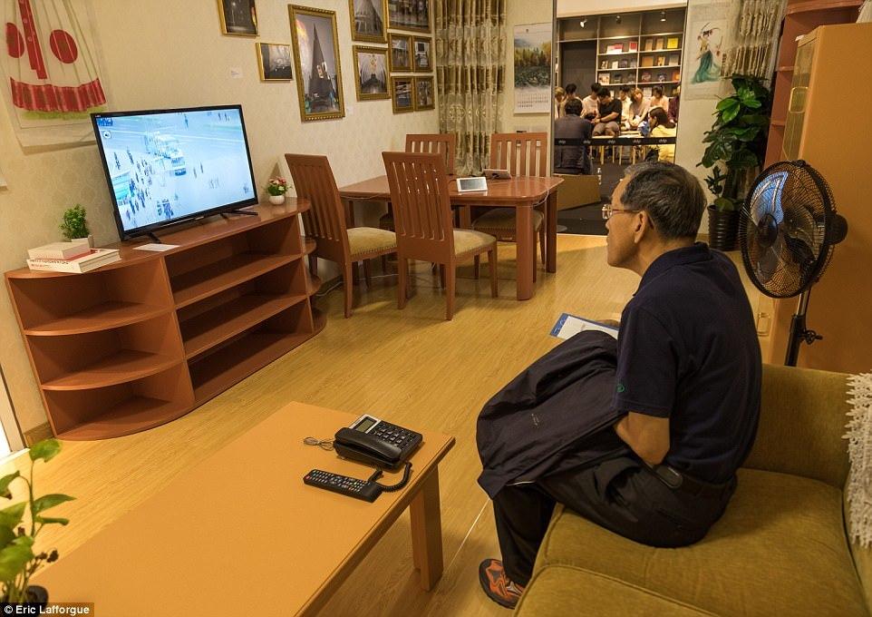 Thăm căn hộ 'chuẩn' Triều Tiên giữa thủ đô Hàn Quốc