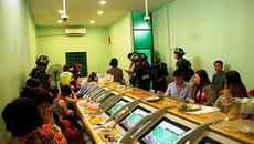 Vòi bạch tuộc nước ngoài điều hành các đường dây cờ bạc ở trong nước
