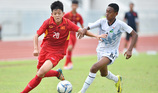 Thắng Mông Cổ 9-0, U16 Việt Nam chờ quyết đấu Australia
