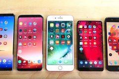 """Apple đang sở hữu """"sát thủ"""" với smartphone Android, mạnh hơn iPhone X"""