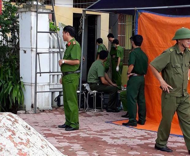 Nữ nghi phạm giết Phó chủ nhiệm HTX ở Bắc Ninh