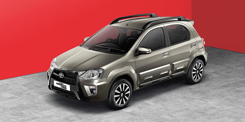 Ô tô Toyota giá rẻ kỷ lục, ra hàng xe 240 triệu đồng