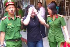 'Nữ hoàng sim card' ra tòa vẫn hung hăng, dọa đánh phóng viên