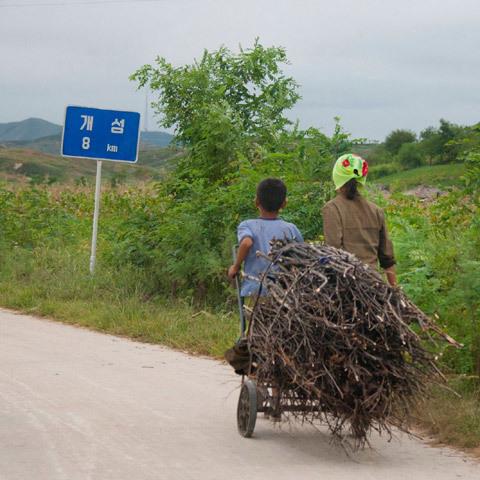 Hình ảnh đẹp khó tin về những xa lộ ở Triều Tiên