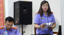Đại án Oceanbank: VKS đột ngột đề nghị miễn hình phạt cho 4 bị cáo