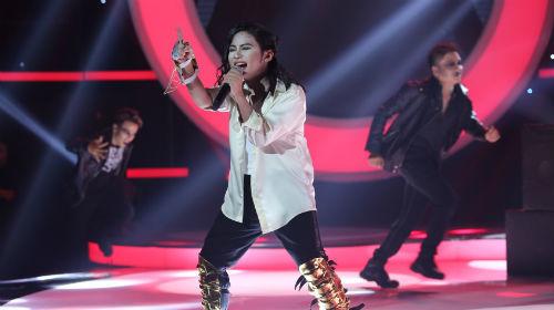 Màn trình diễn xuất sắc hóa thân Michael Jackson của bé Thiên Phúc: