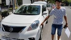Thêm khách hàng tố ôtô Nissan Sunny là 'taxi chạy lướt'