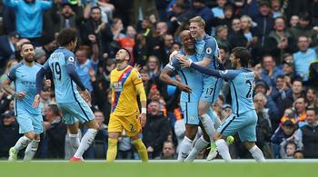 Trực tiếp Man City vs Crystal Palace: Chạy đua với MU