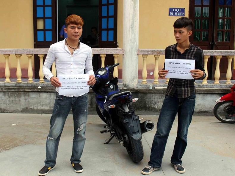 Hai thanh niên chém tới tấp đầu bếp Trung Quốc