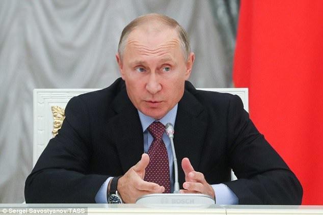 Tổng thống Nga, Putin, trí tuệ nhân tạo, người máy thông minh