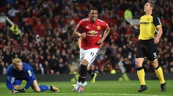 Trực tiếp Southampton vs MU: Ai cản nổi Lukaku?