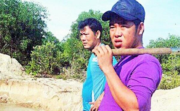 Giang hồ, tranh chấp đất, công an nổ súng, Mũi Né, Vũng Tàu