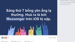 Facebook Messenger bị lỗi tự động thoát trên hàng loạt iPhone