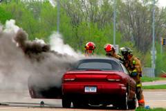 9 nguyên nhân dễ gây cháy xe ô tô