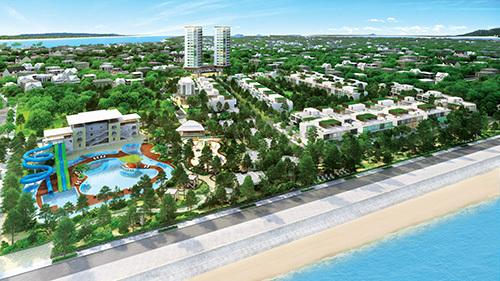 Lạc bước trong khu nghỉ dưỡng biệt lập đầu tiên tại Long Hải