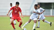 U16 Việt Nam vs U16 Australia: Tranh vé đi tiếp