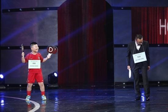 Mặt trời bé con, MC Lại Văn Sâm, Little big shots, gamshow