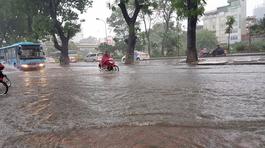 Hà Nội mưa rào bất chợt
