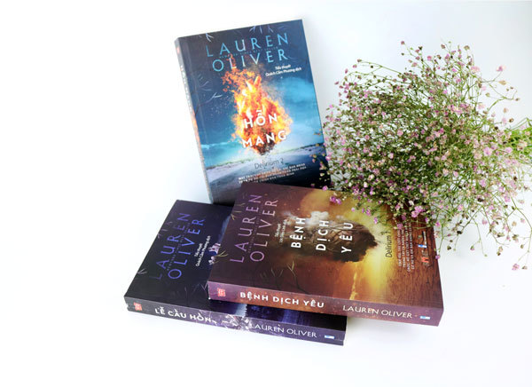 sách mới, tiểu thuyết