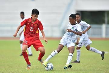Thua Australia, U16 Việt Nam vẫn giành vé dự VCK U16 châu Á 2018