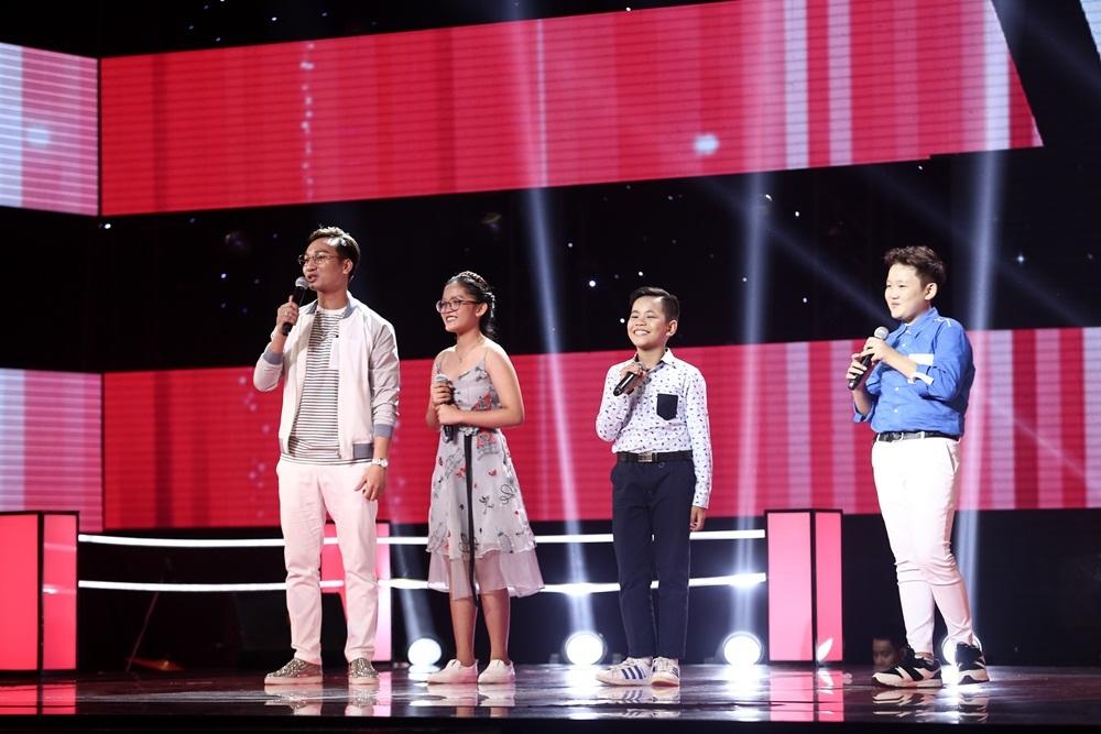 Giọng hát Việt nhí, Hương Tràm, Vũ Cát Tường, Tiên Cookie, Soobin Hoàng Sơn,