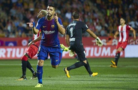 Girona 0-3 Barca