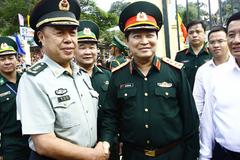 Việt-Trung tăng tin cậy để cùng phát triển, giải quyết khác biệt