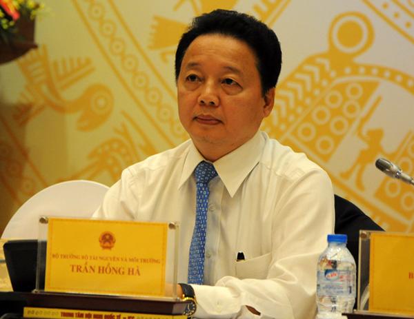 Bộ trưởng TN&MT, Trần Hồng Hà, đồng bằng sông Cửu Long, biến đổi khí hậu, nước biển dâng