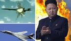 Triều Tiên tung ảnh 'dọa' bắn cháy tàu sân bay Mỹ