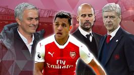 MU đánh cắp Sanchez: Không ai địch nổi Mourinho!