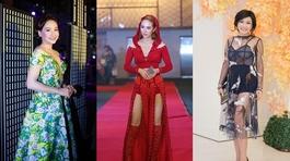 Bảo Thanh 'già chát' vì chọn nhầm trang phục và make-up quá đà
