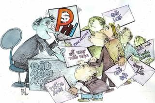 """""""Các trường phải lạm thu để mua quyền tự chủ"""""""