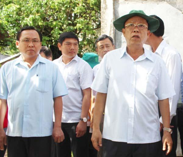Bí thư Hậu Giang, Trần Công Chánh, Trịnh Xuân Thanh, Nghỉ hưu, Hậu Giang
