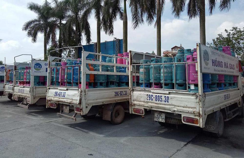Hưng Yên điều tra vụ tẩu tán hàng ngàn vỏ bình gas
